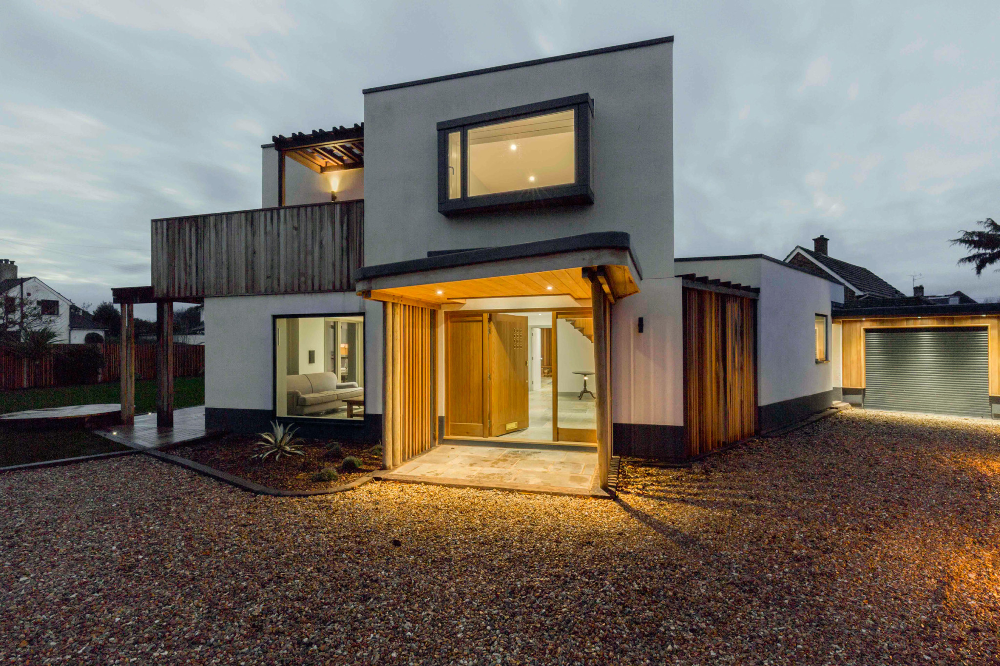 Contemporary New Build Architect