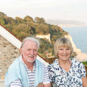 Ian & Margaret Hobson